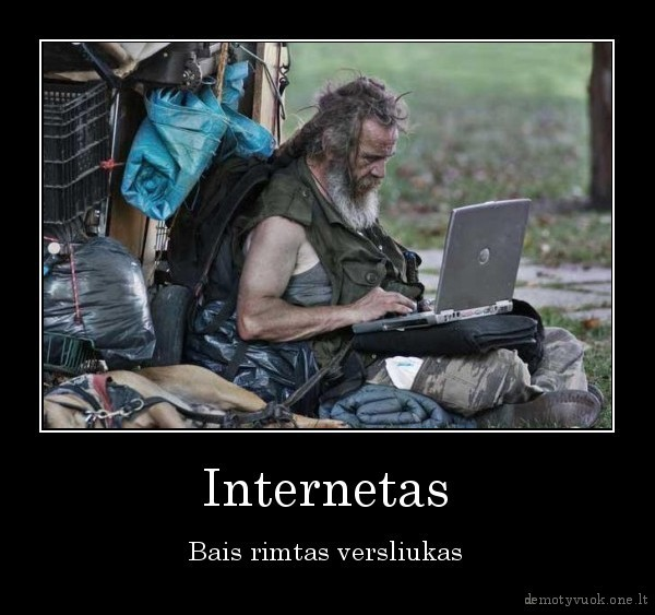 internetas,laptopas